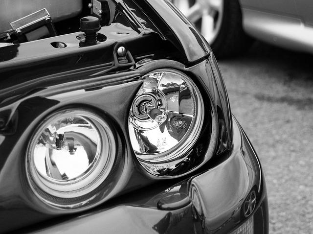 světlo fordu