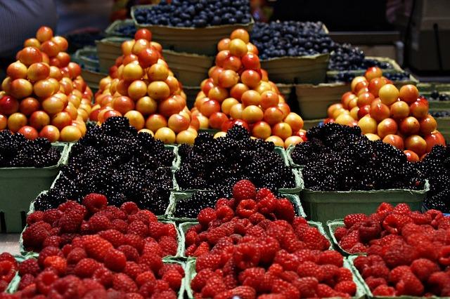 ovocný trh